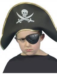 Musta merirosvolakki lapsille