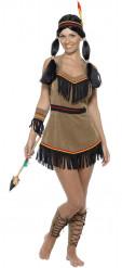 Liehuva Lintu - Naisten intiaaniasu