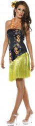 Naisten Havaiji mekko -  Naamiaispuku aikuisille