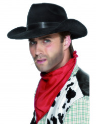 Cowboyn hattu, musta
