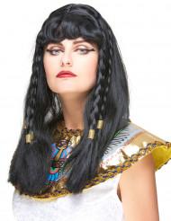 Naisen Kleopatra peruukki