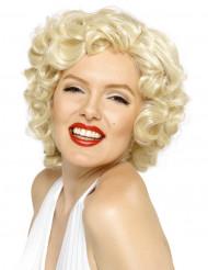 Vaalea Marilyn Monroe™ peruukki
