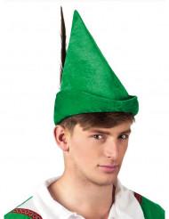 Vihreä hattu aikuiselle