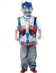 Transformersista Optimus Primen™ naamiaisasu lapselle