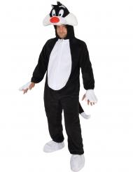Aikuisten Sylvester™ Looney Tunes -asu