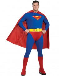 Miesten naamiaisasu Superman/ Teräsmies™ isossa koossa