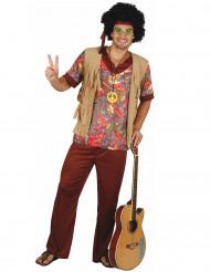 Rauhan muusikko - Rento hippiasu