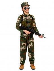 Reipas sotilas - Maastoasu lapsille