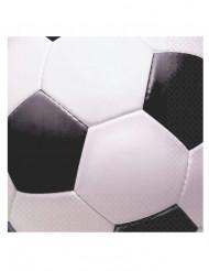Jalkapallo servietti 16kpl