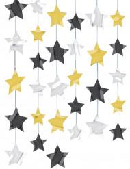 6 tähtinauhaa