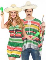 Meksikolaishenkinen pariasu aikuisille