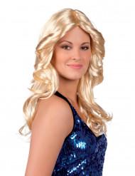 Blondi discoperuukki naiselle