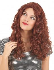 Punainen peruukki, pitkä