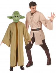 Jedi ja Yoda Star Wars™- pariasu aikuisille