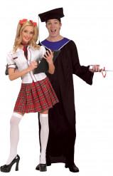 Hyvät opiskelijat -pariasu aikuisille