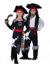 Kaksi merirosvokapteenin asua lapsille