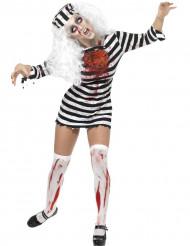 Aikuisten Halloween Zombivankiasu
