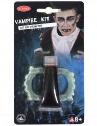 Vampyyrin Halloween-setti aikuisille