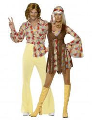 70-luvun hippipari -pariasu aikuisille
