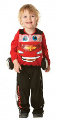 Disney Pixar™ esittää: Autot- elokuvan Salama McQueen™- asu lapsille