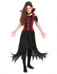 Punamusta vampyyriasu lapsille