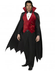 Aikuisten Halloween vampyyriasu miehille