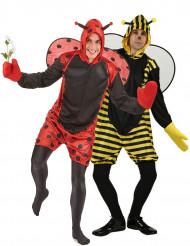 Leppäkerttu ja mehiläinen - Pariasu aikuisille
