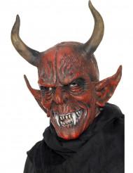 Aikuisten Halloween naamari Demoni