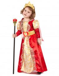 Kuningattaren mekko lapsille