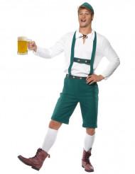 Miehen Oktoberfest-asu