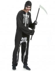 Luuranko - Halloweenasu miehille