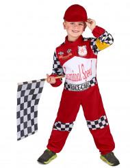 Formula1- kuljettajan asu lapsille