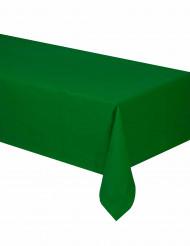 Vihreä paperinen pöytäliina