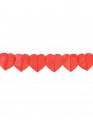 2kpl köynnös punainen sydän