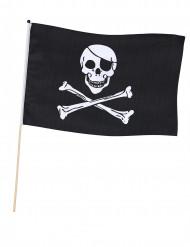Koristeellinen piraattilippu - 50 x 30 cm