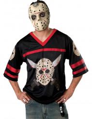 Jasonin™ naamari ja paita aikuiselle