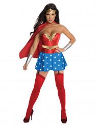 Wonder Woman™-naamiaisasu aikuiselle