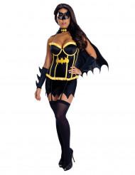 Batgirl™ -pikkutuhma naamiaisasu aikuiselle