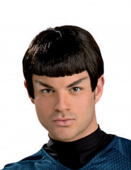 Star Trek™ peruukki ja korvat aikuisille