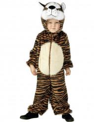 Söpö tiikeri - Lasten naamiaisasu
