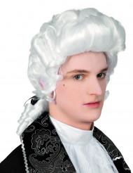 Barokkityylinen miesten peruukki