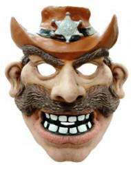 Sheriffin naamio aikuiselle