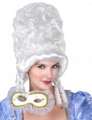 Naisten peruukki Barokki prinsessa
