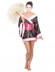 Lyhyt geishan mekko aikuiselle