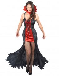 Vampyyritär Halloween-asu naisille