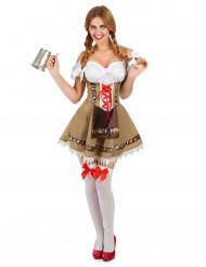 Aikuisen Oktoberfest-mekko