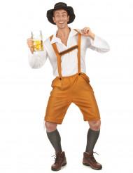 Oktoberfest-naamiaisasu aikuiselle