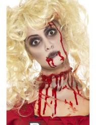 Zombi meikkisetti - Halloweenmeikkaus