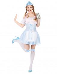 Edda Edelweis - Oktoberfest-mekko aikuiselle