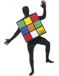 Aikuisten naamiaisasu Rubiikin kuutio Rubik
